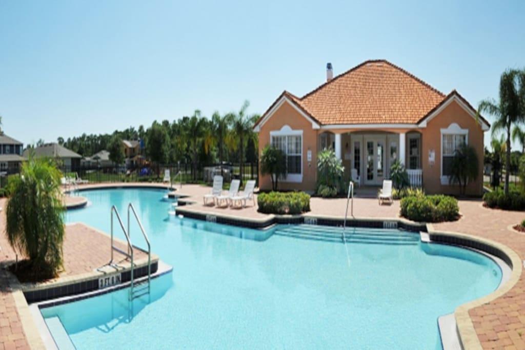 Sweet Home Vacation Disney Rentals Vacation Homes Florida Orlando Crystal Cove Resort