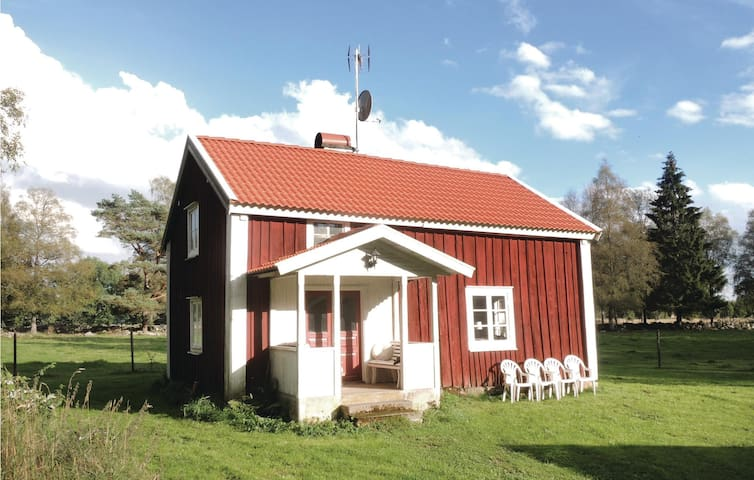 Holiday cottage with 2 bedrooms on 97m² in Lammhult
