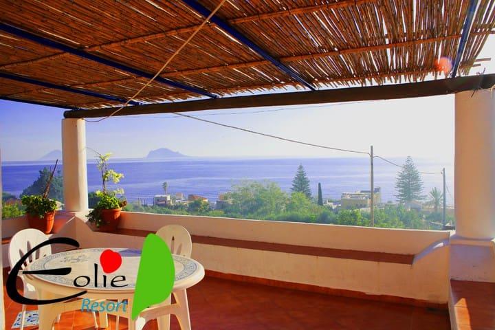 Maison Orange Salina Island - Santa Marina Salina - Apartamento