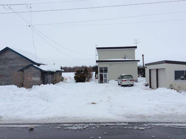 Life in Hokkaido 2 - 空知郡 - Huis
