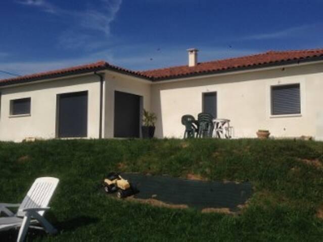 Villa 8mins de Figeac