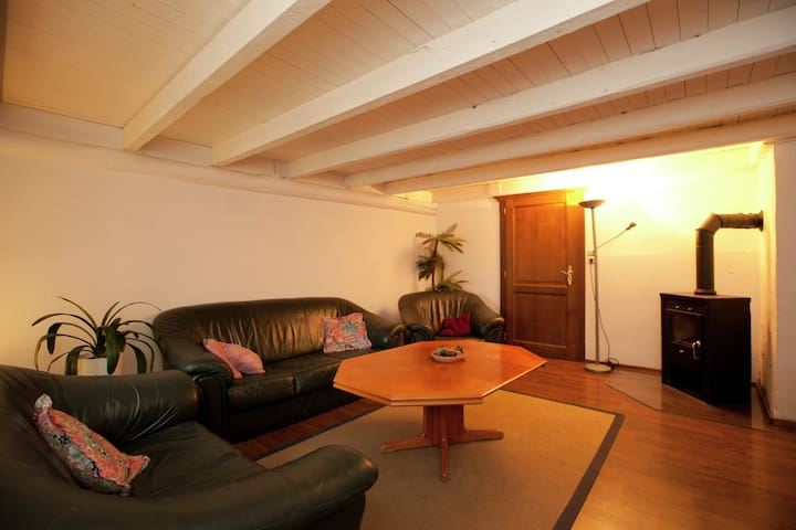 Charming Apartment in Weißenhof near the Forest