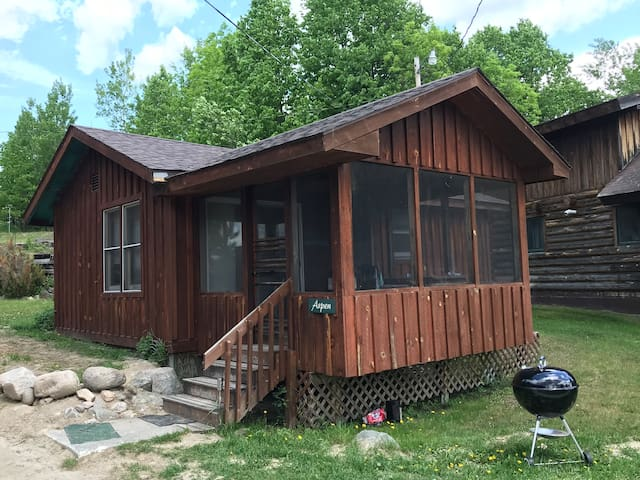 Pelican Lake Resort - Aspen Cabin