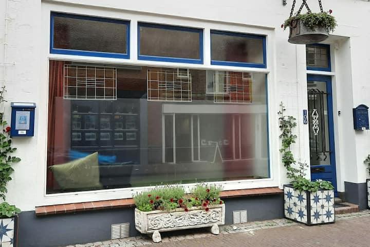 Così fan Tutte, romantische studio in hart Zutphen
