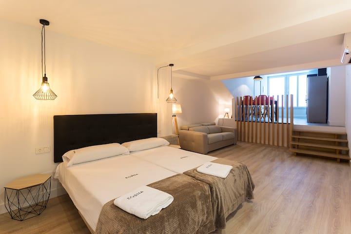 Egona - Apartamento Itxaropena 1 -  (TSS00092)