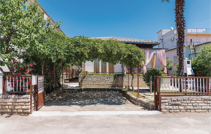 Nice home in Vodice with WiFi and 3 Bedrooms