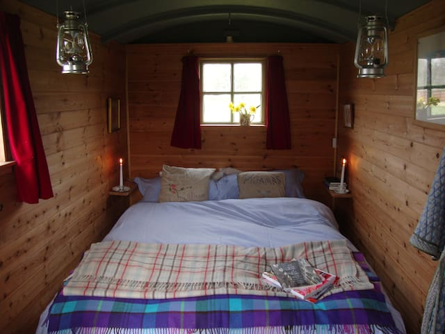 Abbey shepherds hut - Eye - Barraca