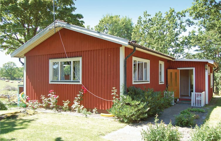 Holiday cottage with 3 bedrooms on 90m² in Mönsterås