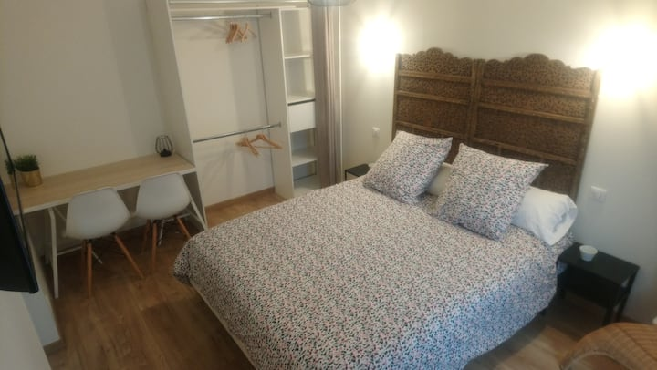 Chambre cosy avec accès privé