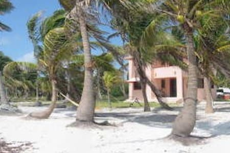 The best kept paradise secret of the  Caribbean - Xcalak - Villa