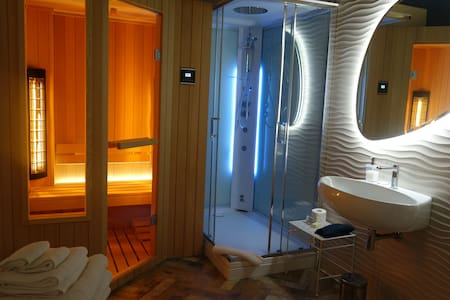 Holiday Homes - mini spa - Nemi