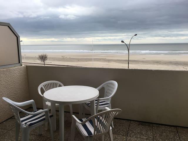 STUDIO PLEINE VUE OCEAN