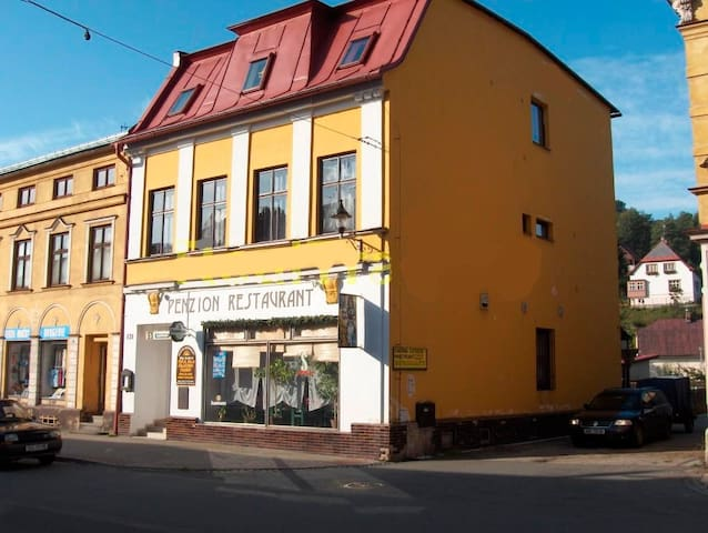 B&B Judith, holiday low cost - Svoboda nad Úpou - Bed & Breakfast
