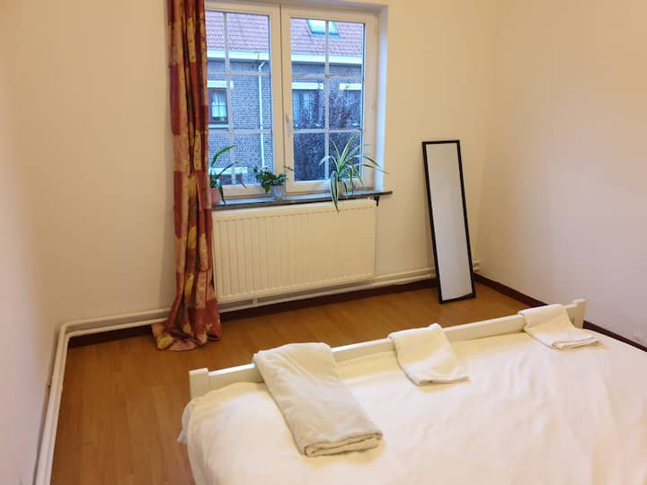 Luxury Two bedroom appartment in Brussels.