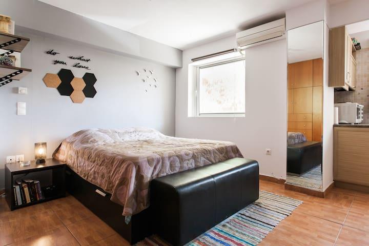 Lovely small studio apartment