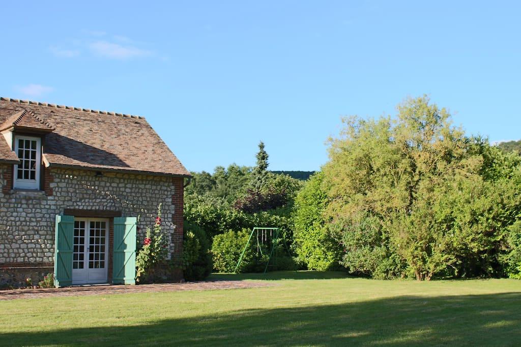 Charming norman house casas en alquiler en la vacherie normandie francia - Casas de alquiler en francia ...