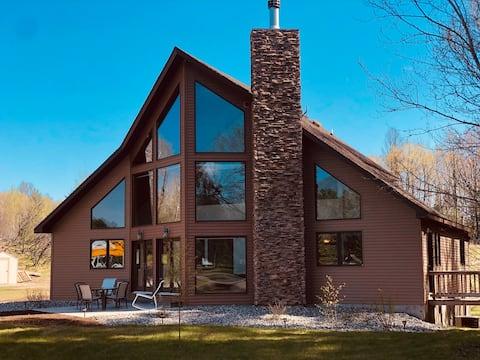 Hubbartt's Lodge.