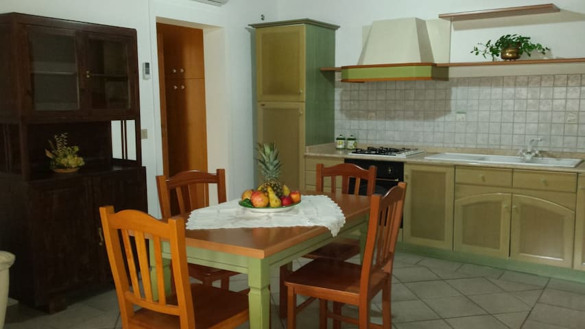 appartamento corradina