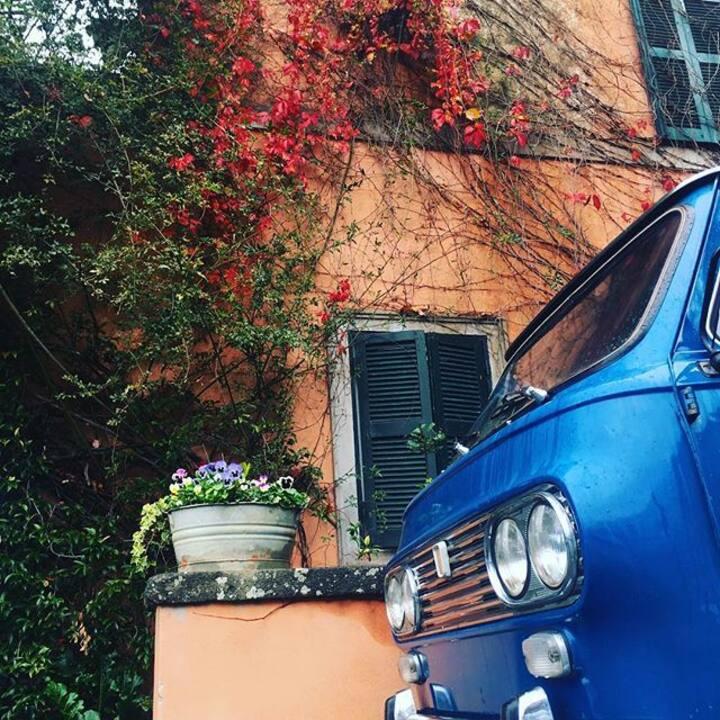 Nemi, appartamento La Fontanella
