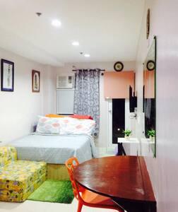 Sleek Condo at the heart of d' City - Davao City - Apartment
