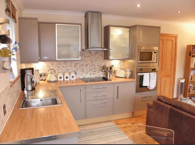 Kitchen at The Fort William Retreat