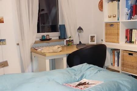 Freundliches Zimmer in München-Pasi - มิวนิก