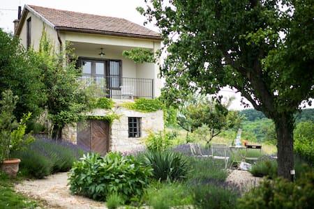 Romantic, Provence style Cottage - Pécsely - House
