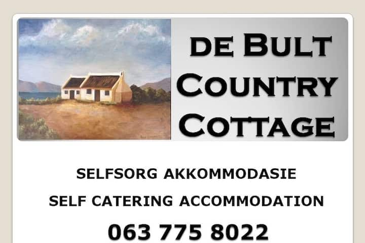 De Bult Country Cottage Langkloof