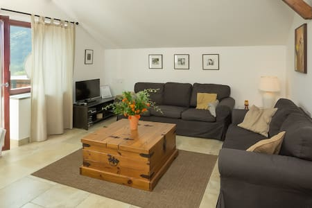 Spacious stylish apartment Krn - Tolmin
