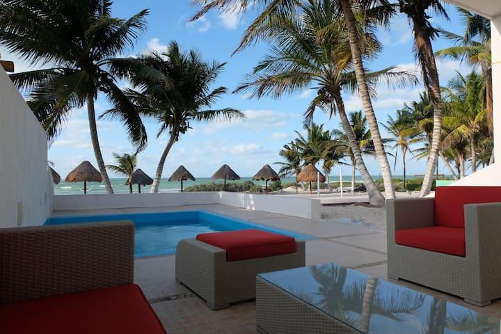 Yucatan beach 1