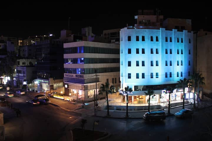 Shami plaza in the new down town