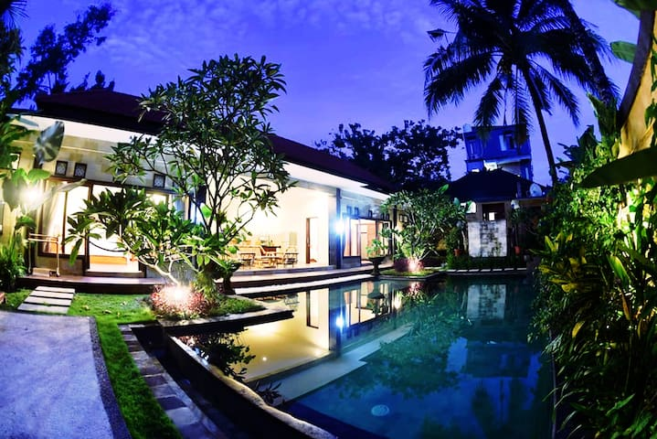 PRIVATE POOL VILLA 2-BR COZY & FRIENDLY UBUD #4