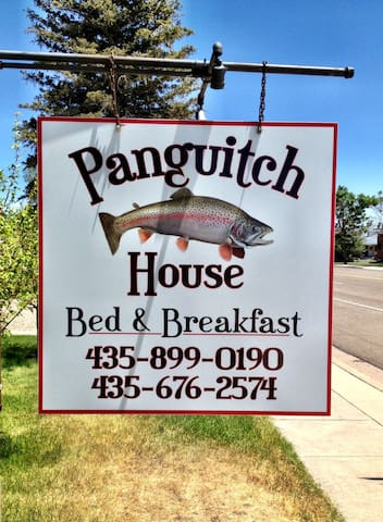 Panguitch House Superior King