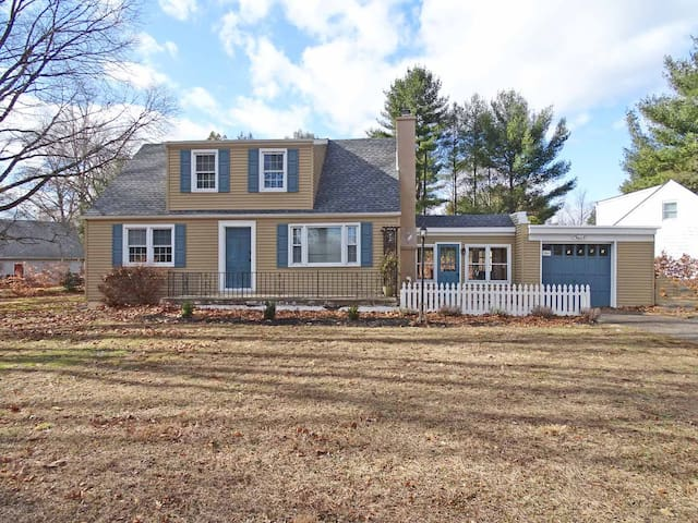 Ground Floor BR at Crossing Cottage. Bucks County
