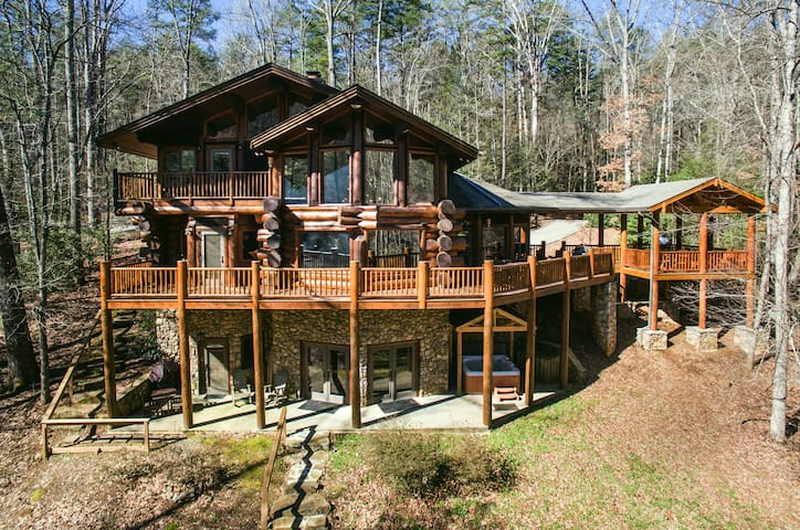 Toccoa Riverfront - Book by Bedroom Rates