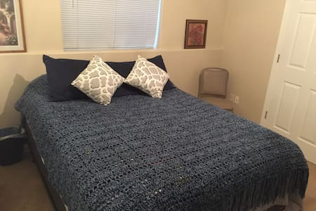New Memory Foam Mattress in Quiet Private Room - South Salt Lake - Apartament