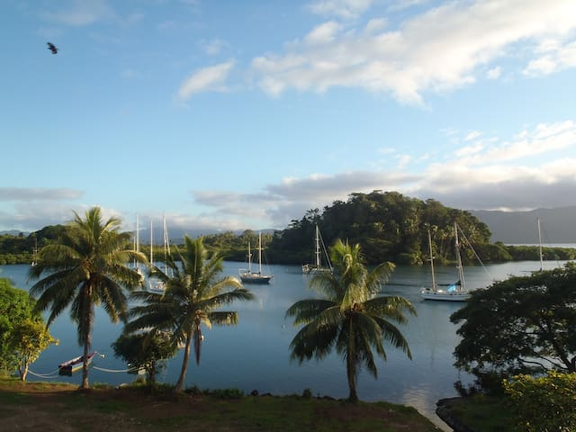 Fully appointed, secured appartment Savusavu CBD - Savusavu - Apartment