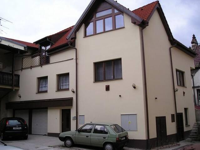 Penzion Poděbrady