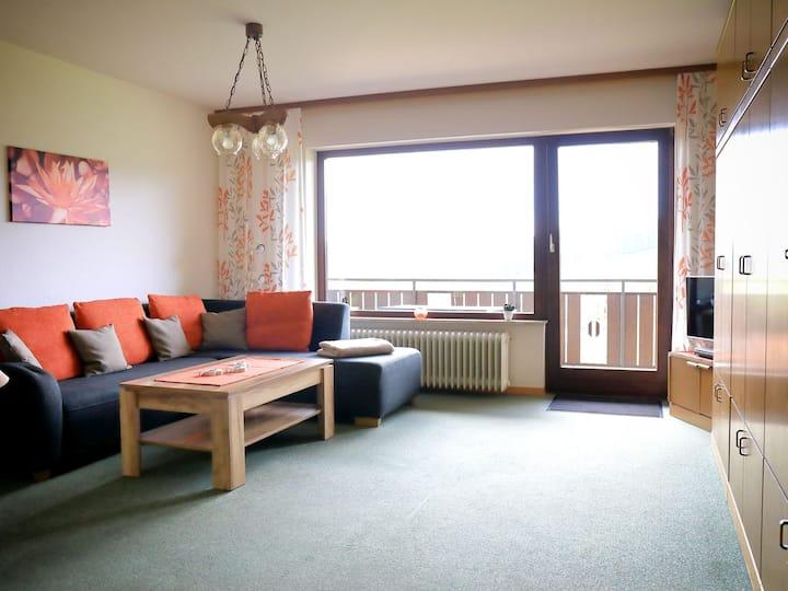 Haus Monika Ferienwohnungen, (Herrischried), Ferienwohnung Nr. 4, 62 qm, Balkon, 2 Schlafzimmer, max. 5 Personen