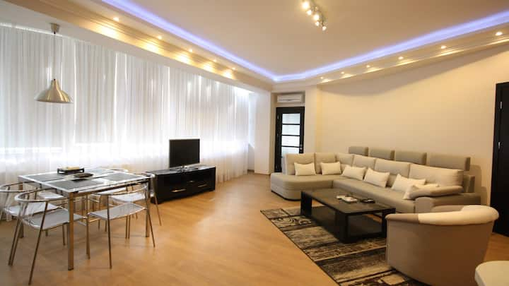 New VIP Apartment in the center of Chisinau