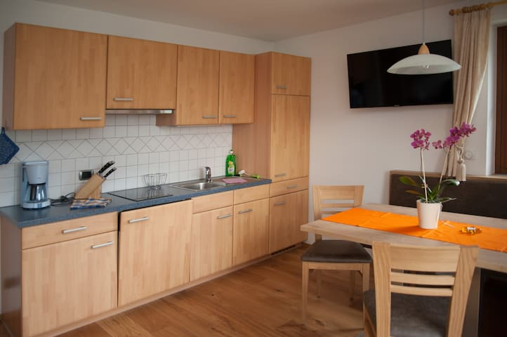 300B - One-Bedroom Apartment with terrace