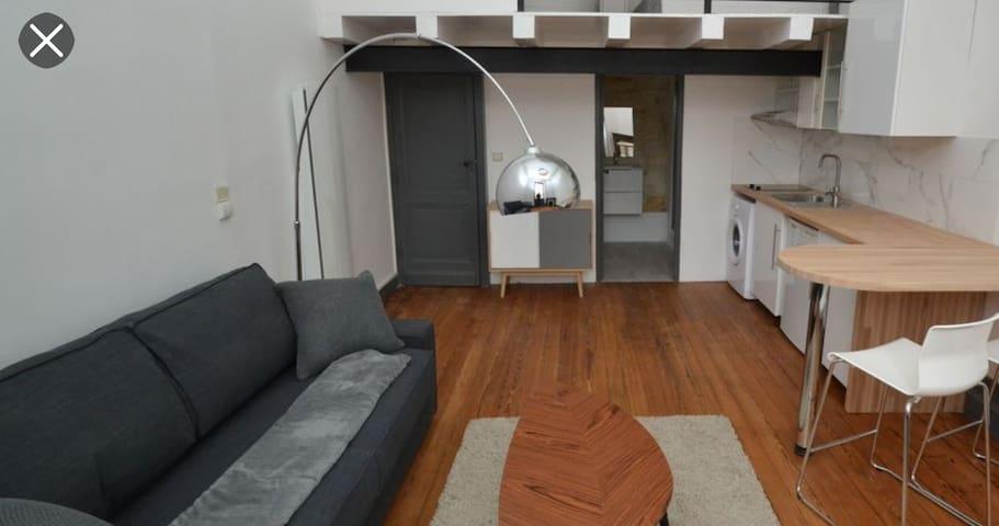 Appartement cosy au coeur de Bordeaux