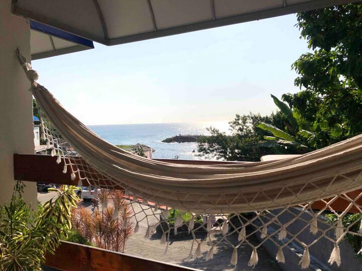 Cozy apartament with Ocean view.