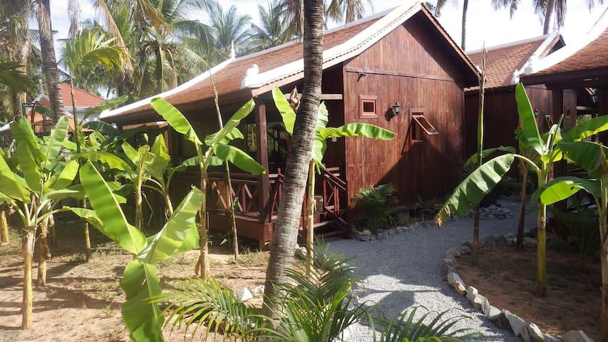 Authentic cosy khmer house 42m², private terrace - Krong Siem Reap - Другое