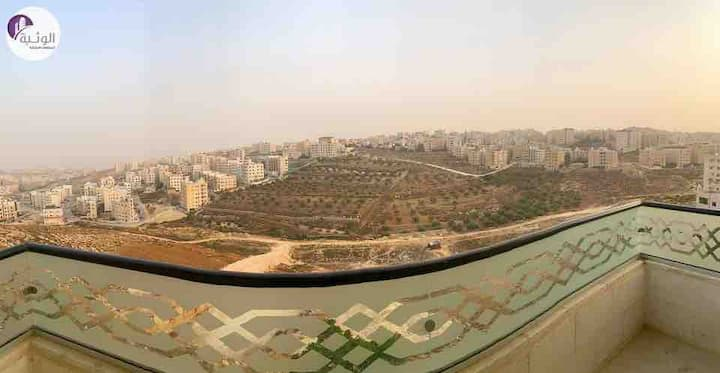 A wonderful apartment in Al jubeiha (amman)