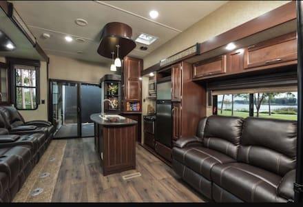 Mini Mansion RV in the Keys - Camping-car/caravane