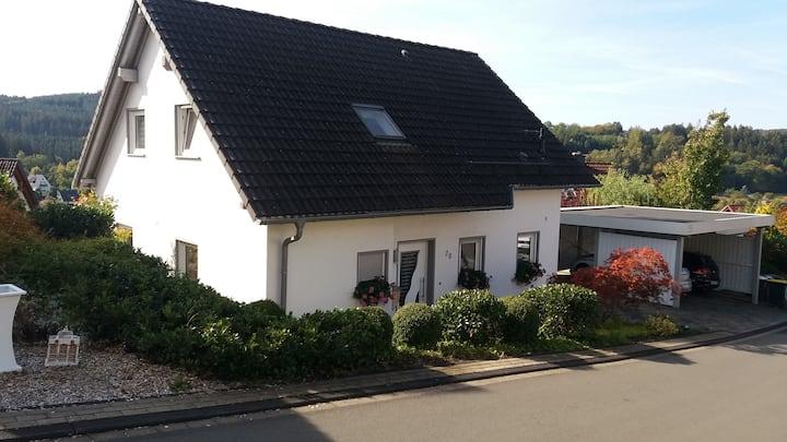 Hilchenbach Zuhause mit Aussicht