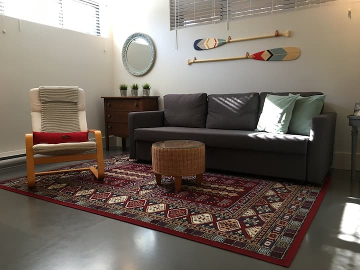 Studio moderne près du centre-ville de Montréal