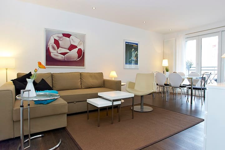 Luxury Apartment Friedrichstrasse