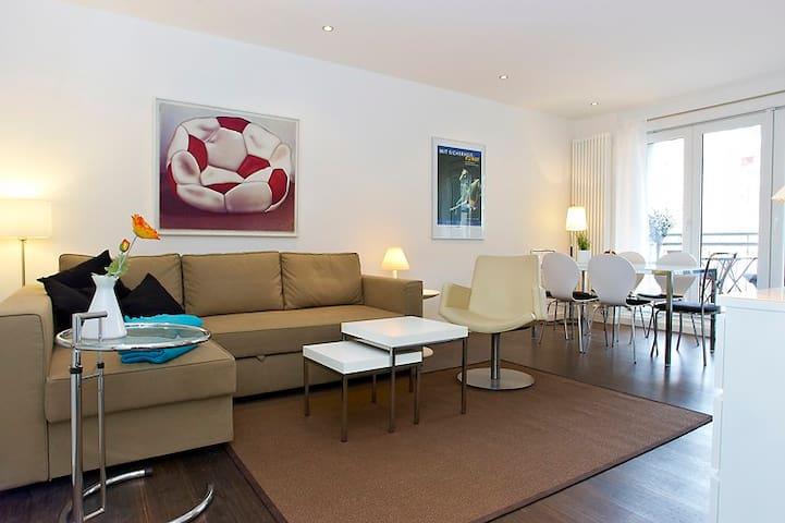 Apartamento de lujo en Friedrichstrasse